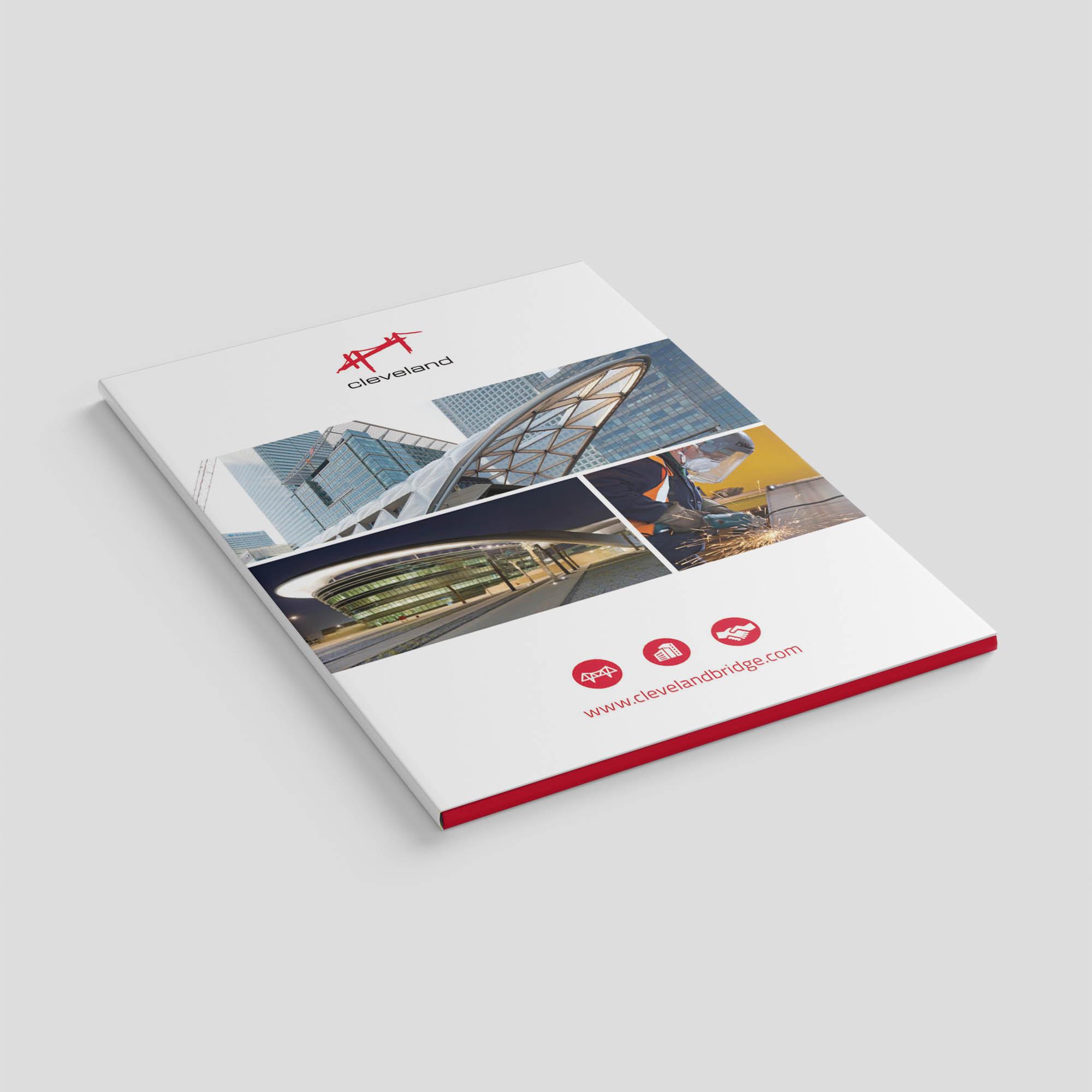 Cleveland Bridge Presentation Folder
